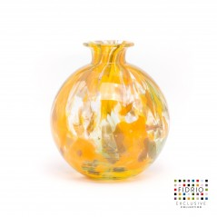 Fidrio Bolvase with neck 18cm  BOTANIC