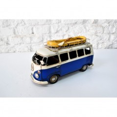 Volkswagen T1 Bus with rubber boat