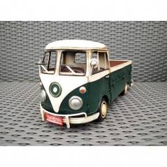 Volkswagen Bus  pick-up groen