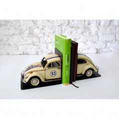 Beetle bookends