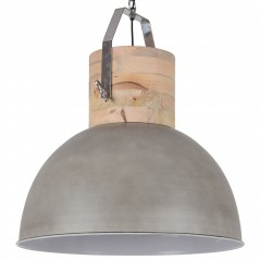Hanglamp Fabriano 50 cm cement kleur