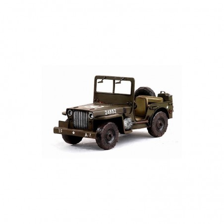 WILLYS OVERLAND JEEP 1940