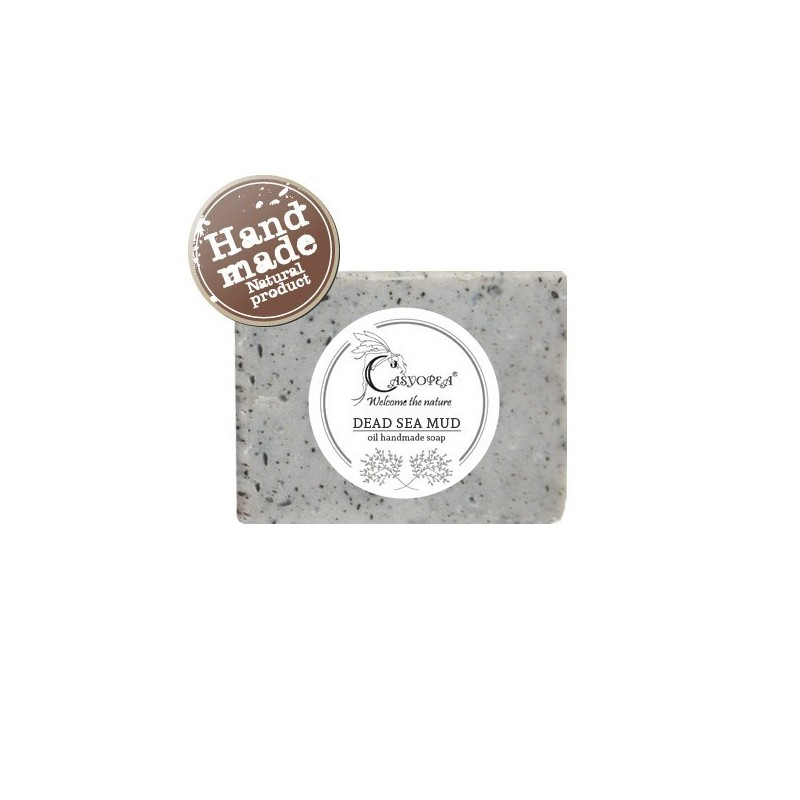 Casyopea zeep Dead sea mud