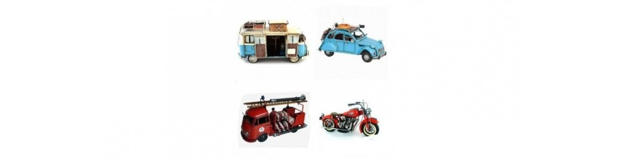 Tinplate models