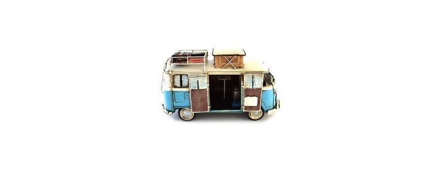 Tinplate VW Transporter